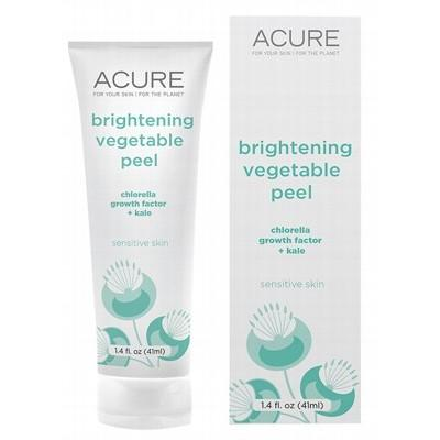 ACURE Brightening Vegetable Peel 41ml