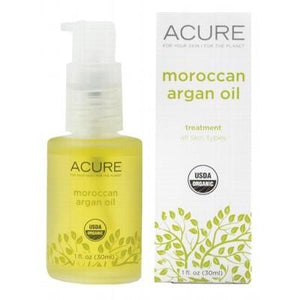 ACURE Certified Organic Argan Oil 30ml