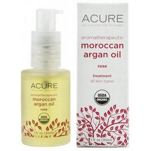 ACURE - Organic Argan Oil + Organic Aromatherapeutic Rose 30ml