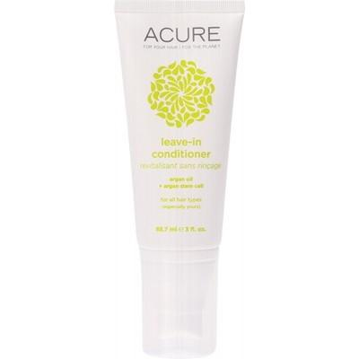 ACURE Organic Leave-In Conditioner Argan Oil Argan Stem Cell 113ml