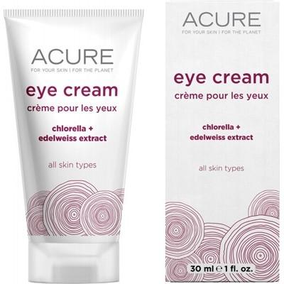 ACURE Organic Eye Cream Chlorella + Edelweiss Stem Cell 30ml