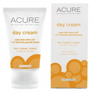 ACURE Organic Day Cream Gotu Kola + Chlorella 50ml