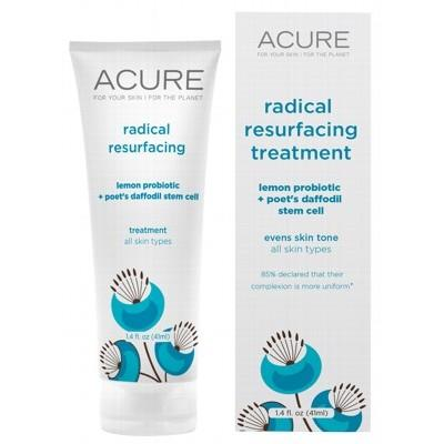 ACURE Radical Organic Resurfacing Lemon Probiotic Chlorella 41ml