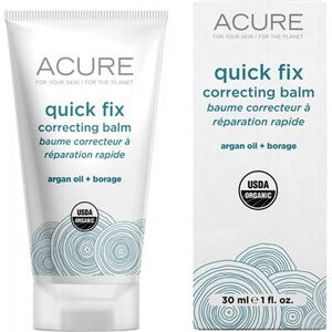 ACURE Argan Oil + Starflower Quick Fix Correcting Balm 30ml