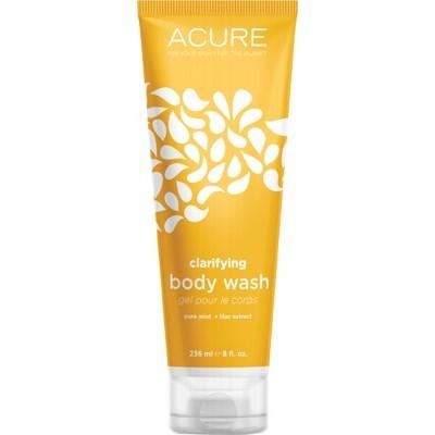 ACURE Pure Mint + Lilac Stem Cell Clarifying Body Wash 235ml