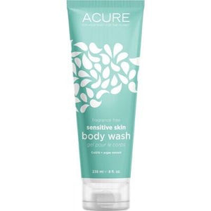 ACURE CoQ10 + Argan Stem Cell Sensitive Skin Body Wash 235ml