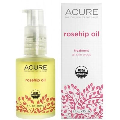 ACURE Certified Organic Rosehip Oil 30ml