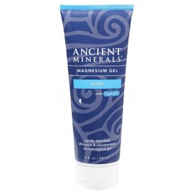ANCIENT MINERALS Magnesium Gel (50%) & MSM Ultra 237ml
