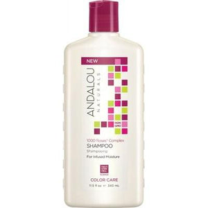 ANDALOU NATURALS Shampoo - Color Care 1000 Roses Complex 340ml