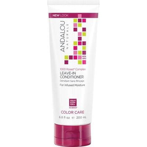 ANDALOU NATURALS Leave-In Conditioner- Color Care 1000 Roses Complex 200ml