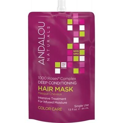 ANDALOU NATURALS Hair Mask - Color Care 1000 Roses Complex 44ml