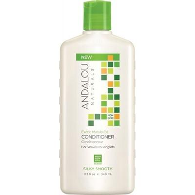 ANDALOU NATURALS Conditioner - Silky Smooth Exotic Marula Oil 340ml