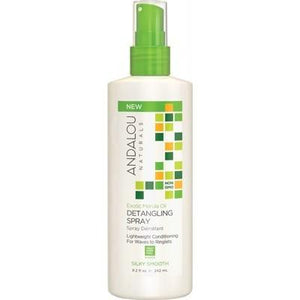 ANDALOU NATURALS Detangling Spray - Silky Smooth Exotic Marula Oil 242ml