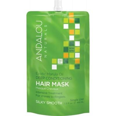 ANDALOU NATURALS Hair Mask - Silky Smooth Exotic Marula Oil 44ml
