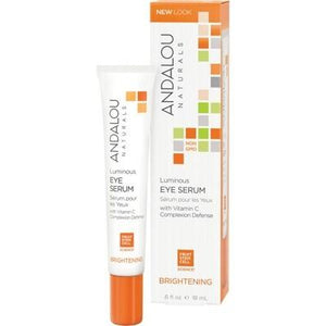 ANDALOU NATURALS Brightening (for Normal Skin) Luminous Eye Serum 18ml