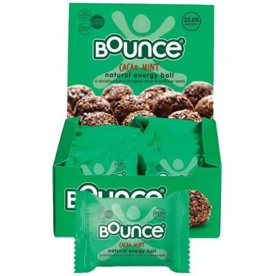 BOUNCE Energy Balls Cacao Mint 42g