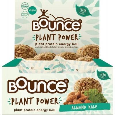 BOUNCE Energy Balls - Plant Power Almond Kale 40g