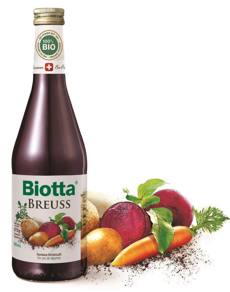 Biotta Breuss Vegetable Juice