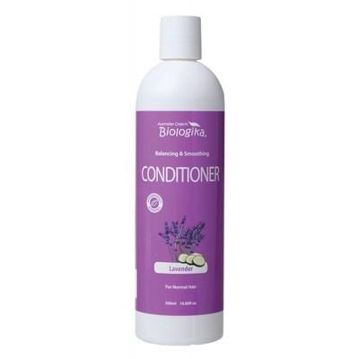 BIOLOGIKA Organic Lavender Conditioner for Normal Hair 500ml