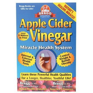 BOOK Apple Cider Vinegar by Paul & Patricia Bragg