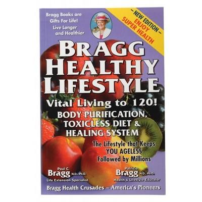 BOOK Bragg Healthy Lifestyle by Paul & Patricia Bragg