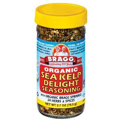 BRAGG Seasoning Organic Sea Kelp Delight 76g
