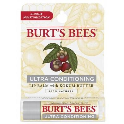 BURT'S BEES Lip Balm Ultra Conditioning (Hang Sell) 4.25g