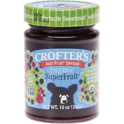 CROFTERS Just Fruit Spread Organic Superfruit 283g