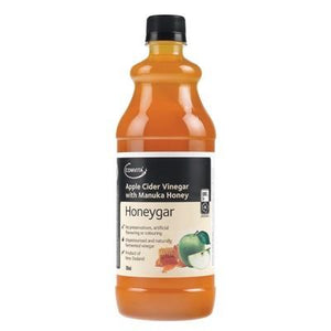 COMVITA Honeygar - Apple Cider Vinegar with Manuka Honey UMF 5+ 750ml