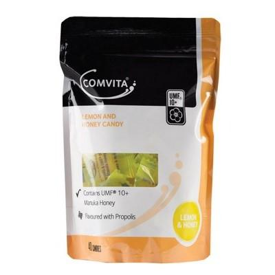 COMVITA Propolis Candy- Lemon & Honey Contains Manuka UMF 10+ 4.5g