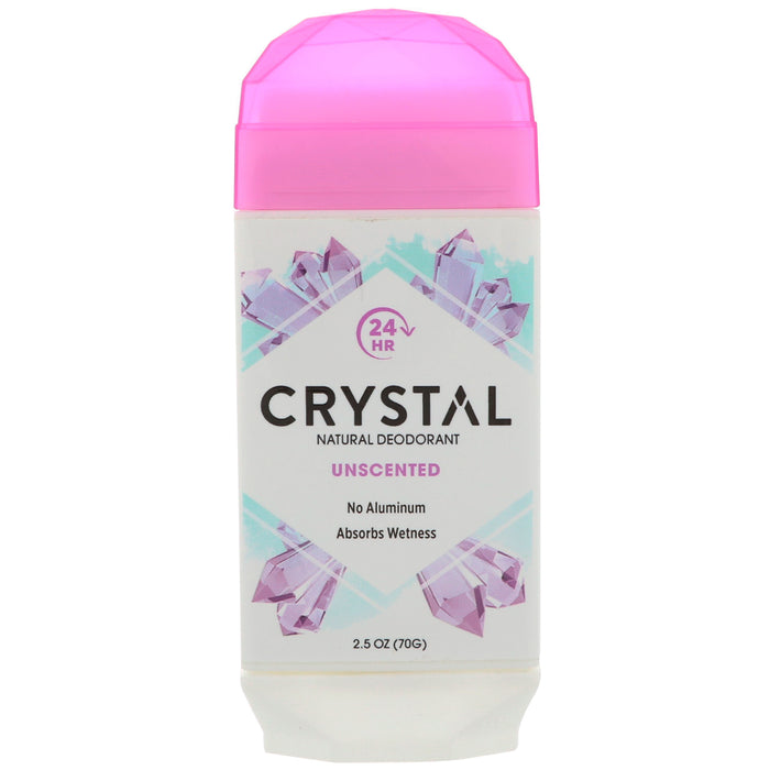 CRYSTAL Deodorant Stick Unscented