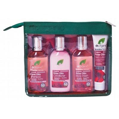 DR ORGANIC Rose Otto Mini Travel Pack
