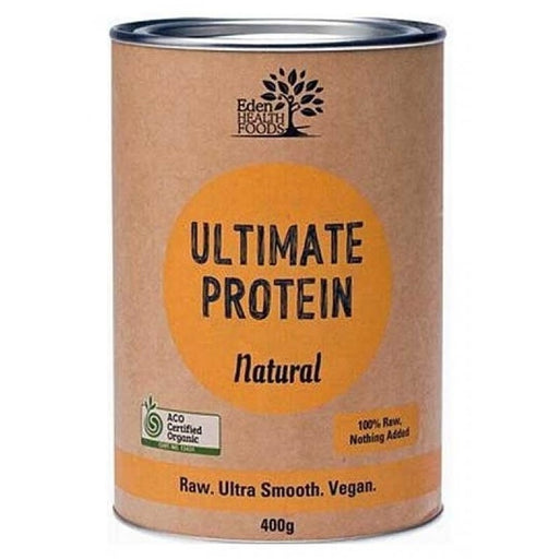 EDEN HEALTHFOODS Ultimate Protein Sprouted Brown Rice - Natural