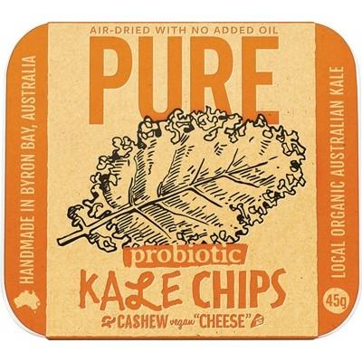 EXTRAORDINARY FOODS Pure - Kale Chips Cashew 'Cheese' 45g