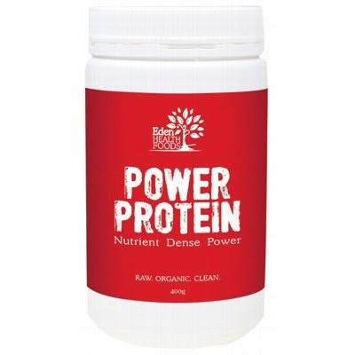 EDEN HEALTH FOODS Organic Protein Powder 400g