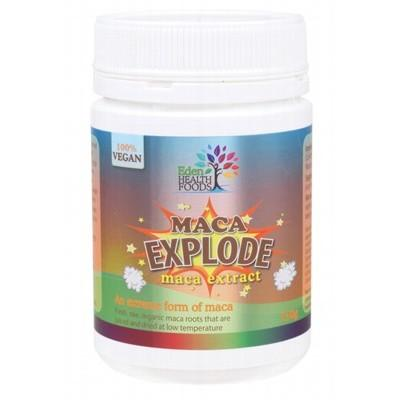 EDEN HEALTH FOODS Organic Raw Maca Juice Powder - Maca Explode - 150g