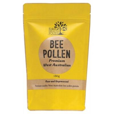EDEN HEALTHFOODS Bee Pollen Raw and Unprocessed 180g
