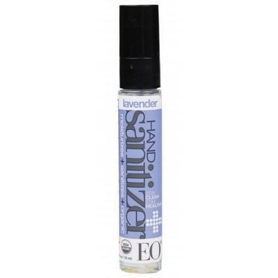 EO Lavender Organic Hand Sanitiser Spray - 10ml