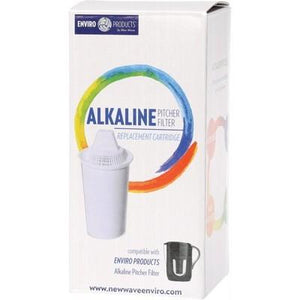 ENVIRO PRODUCTS Alkaline Pitcher Filter Replacement Cartridge