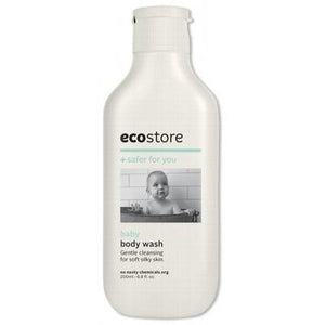 ECOSTORE Baby Body Wash 200ml