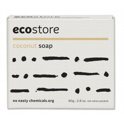 ECOSTORE Soap Coconut 80g