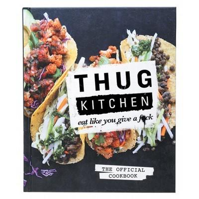 BOOK Thug Kitchen (Vegan) The Official Cookbook