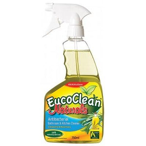 EUCOCLEAN Anti-bacterial Indoor & Outdoor Citronella & Rosemary 750ml