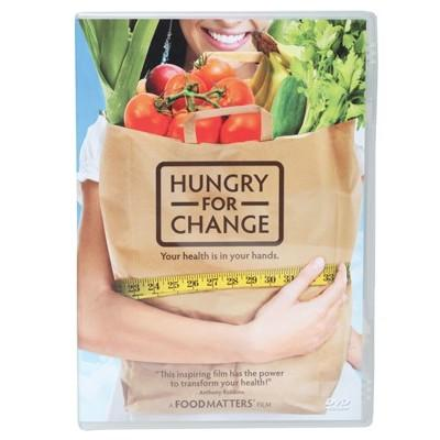 HUNGRY FOR CHANGE Your Health Is In Your Hands DVD - 89 min