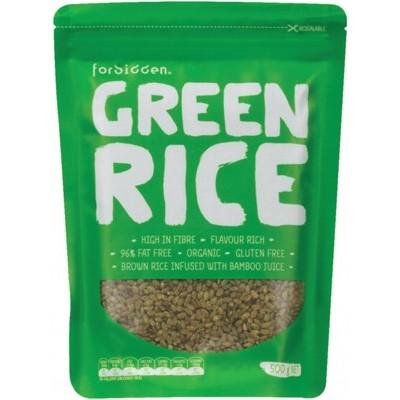FORBIDDEN Organic Green Rice 500g