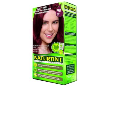 NATURTINT Fire Red Plant Based Hair Colour - 9R 155mL