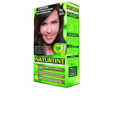 NATURTINT Natural Chestnut Plant Based Hair Colour - 4N 155mL