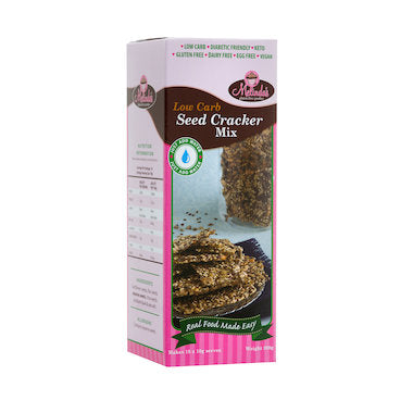 MELINDA'S Cracker Mix Seed Low Carb 200g