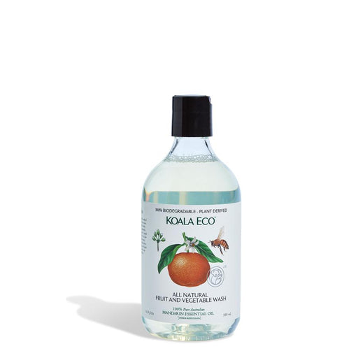 Koala Eco Fruit and Vegetable Wash Mandarin Oil