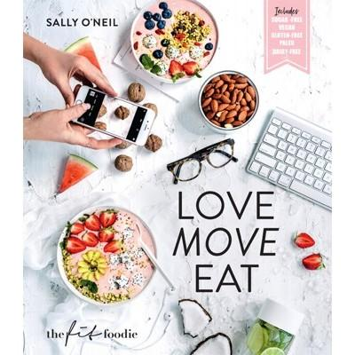 BOOK Love Move Eat by Sally O'Neil